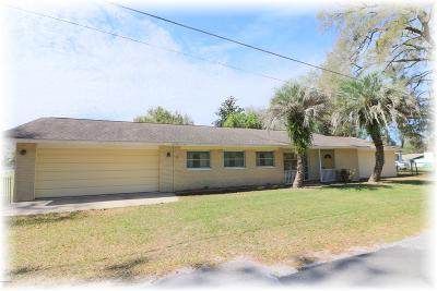 Ocala Single Family Home For Sale: 2412 NE 11 Court