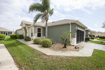 Stone Creek Single Family Home For Sale: 9586 SW 70th Loop