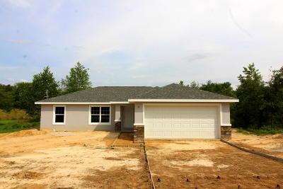 Ocala Single Family Home For Sale: 37 Pecan Run Way