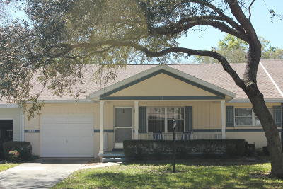 Marion County Rental For Rent: 8830 SW 94 Street #E