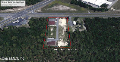 Ocala Residential Lots & Land For Sale: SW 97th Terrace #3