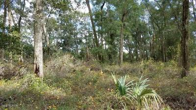 Dunnellon Residential Lots & Land For Sale: SW 150 Street