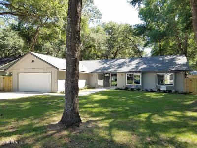 Ocala Single Family Home For Sale: 86 Pecan Drive