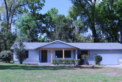 Marion County Rental For Rent: 3260 SE 30th Terrace