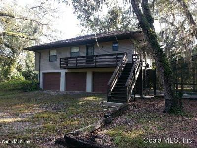 Hernando Single Family Home For Sale: 7044 E Channel Drive