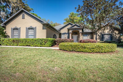 Ocala Single Family Home For Sale: 2719 SE 28th Street