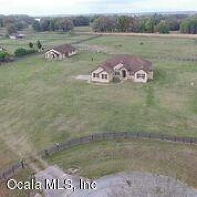 Ocala Farm For Sale: 8165 NW 4th Lane