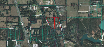 Ocala Residential Lots & Land For Sale: 8510 NW Gainesville Road