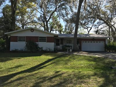 Ocala Single Family Home For Sale: 2105 SW 41st Court