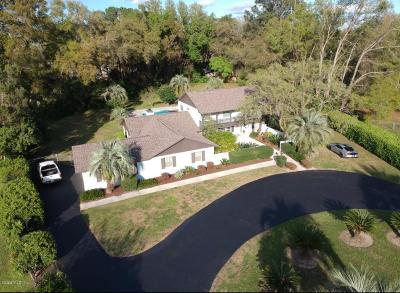 Ocala Single Family Home For Sale: 4901 SE 3rd Street