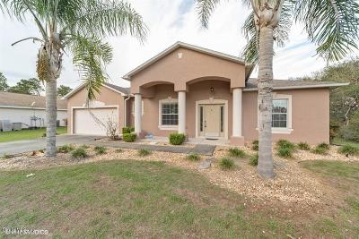 Marion Oaks North, Marion Oaks South, Marion Oaks Rnc Single Family Home For Sale: 14785 SW 27 Court Road