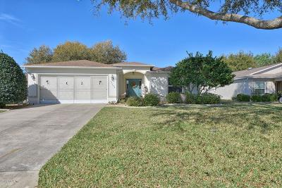 Ocala Single Family Home For Sale: 15420 SW 15th Terrace Road