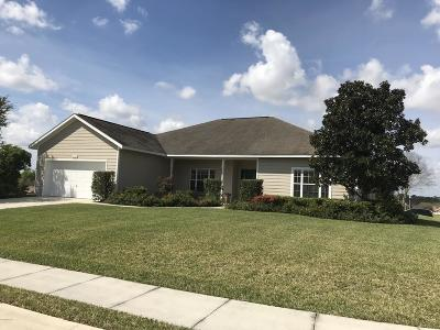 Ocala Single Family Home For Sale: 4398 NW 1 St Avenue