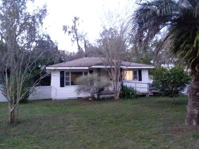 Belleview Single Family Home Pending: 6195 SE 18th Place
