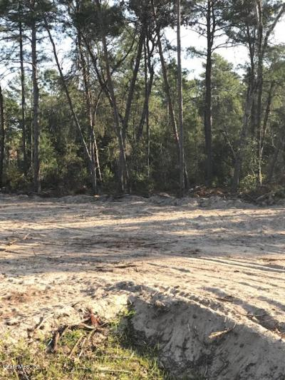 Ocala Waterway Residential Lots & Land For Sale: SW 114th Street