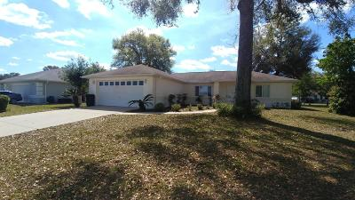 Cherry Wood Single Family Home For Sale: 5942 SW 102nd Lane