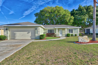 Cherry Wood Single Family Home For Sale: 6351 SW 98th Loop