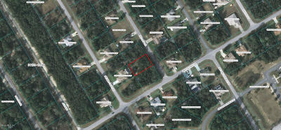 Marion Oaks North, Marion Oaks Rnc, Marion Oaks South Residential Lots & Land For Sale: SW 33rd Terrace