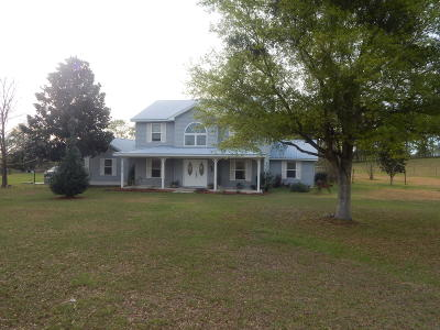 Morriston Single Family Home For Sale: 7710 SE 160 Avenue
