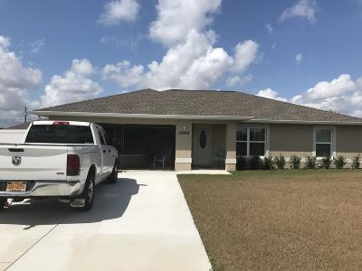 Marion Oaks North, Marion Oaks South, Marion Oaks Rnc Single Family Home For Sale: 12868 SW 72 Terrace Road