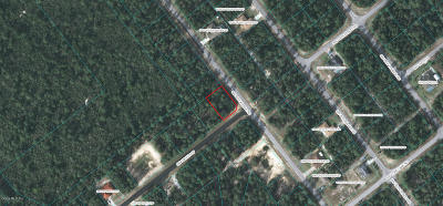 Marion Oaks North, Marion Oaks Rnc, Marion Oaks South Residential Lots & Land For Sale: SW 30th Ave Road