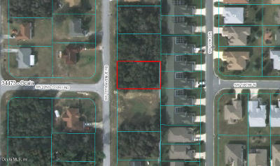 Marion Oaks North, Marion Oaks Rnc, Marion Oaks South Residential Lots & Land For Sale: SW 19 Ave Road