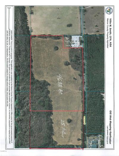 Dunnellon Residential Lots & Land For Sale: 21502 W Hwy 40