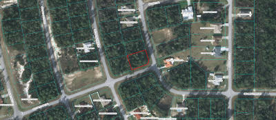 Marion Oaks North, Marion Oaks Rnc, Marion Oaks South Residential Lots & Land For Sale: SW 156 Lane Road