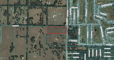 Ocala Residential Lots & Land For Sale: NW 60th Avenue