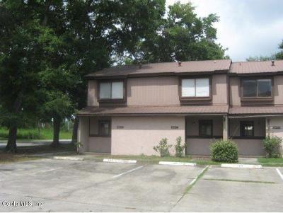 Ocala Single Family Home For Sale: 3619 NE 19 Place