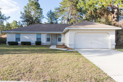 Marion Oaks North, Marion Oaks South, Marion Oaks Rnc Single Family Home For Sale: 765 Marion Oaks Trail Trail