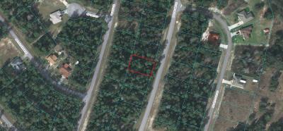 Marion Oaks North, Marion Oaks Rnc, Marion Oaks South Residential Lots & Land For Sale: SW Marion Oaks Lane