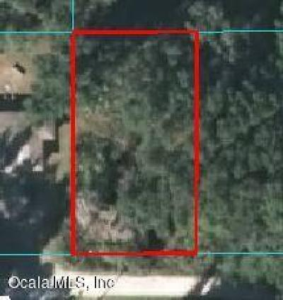 Belleview Residential Lots & Land For Sale: SE 132 Lane