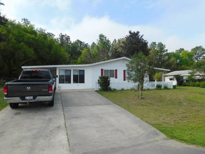 Single Family Home For Sale: 9464 SW 102 Place