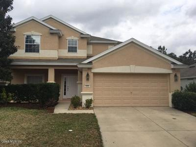 Ocala Single Family Home For Sale: 5065 SW 40th Place