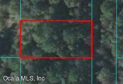 Belleview Residential Lots & Land For Sale: SE 43 Terrace