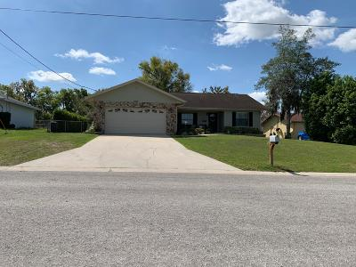 Belleview Single Family Home For Sale: 4236 SE 107th Ln Lane
