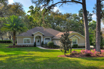 Ocala Single Family Home For Sale: 5156 NW 82nd Court