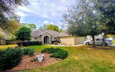 Ocala Single Family Home For Sale: 1363 SE 65th Circle
