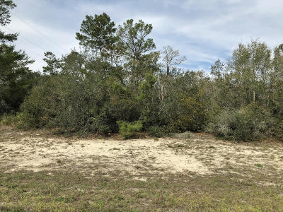 Marion Oaks North, Marion Oaks Rnc, Marion Oaks South Residential Lots & Land For Sale: SW 45 Circle