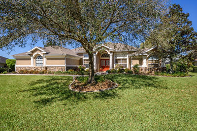 Ocala Single Family Home For Sale: 4545 NW 6th Circle