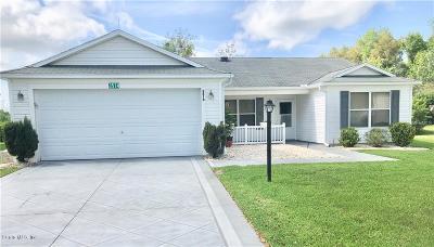 The Villages Single Family Home For Sale: 3514 Auburndale Avenue