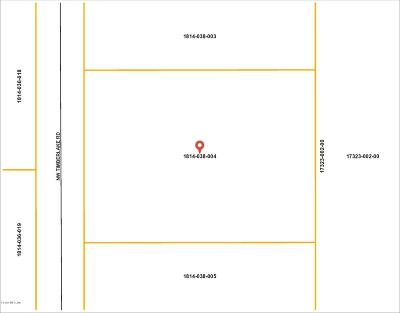 Dunnellon Residential Lots & Land For Sale: Lot 4 NW Timberlake Road
