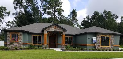 Ocala Single Family Home For Sale: 4525 SE 33rd Place