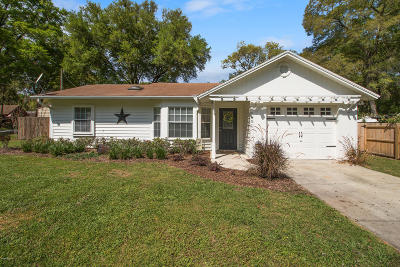 Ocala Single Family Home For Sale: 5601 NW 62 Place