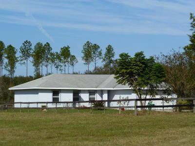 Morriston Farm For Sale: 2070 SE 114th Avenue