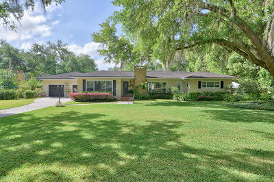 Ocala Single Family Home For Sale: 2012 SE 7th Street