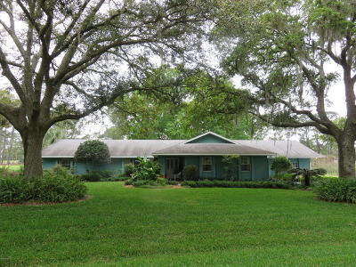 Ocala Single Family Home For Sale: 4400 NW 78 Avenue