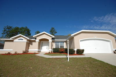 Ocala Single Family Home For Sale: 8401 SW 135th Loop