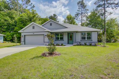 Ocala Single Family Home Pending: 822 NW 45 Place